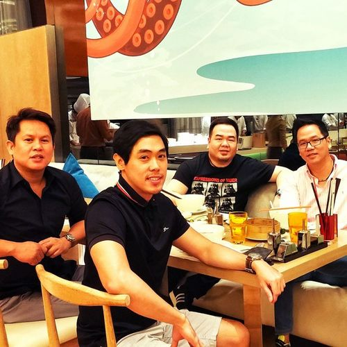 Solaire Casino Night with @coyenriquez @bob991s @allanyoung555 Olats Lubog