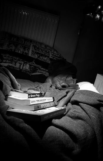books in time Books Book Collections Comfort Safe Space Wireless Technology Technology Sitting Close-up Bed Knowledge Bedtime Duvet Blanket Insomnia Pillow Personal Perspective Sheet