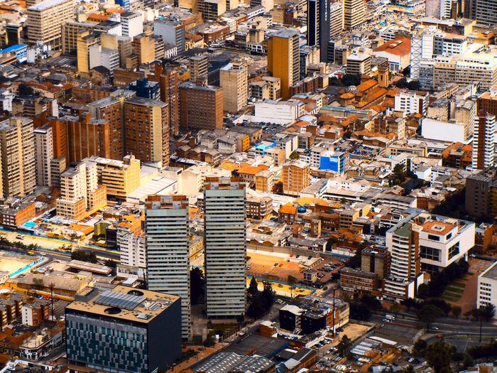 Full Frame Shot Cityscape