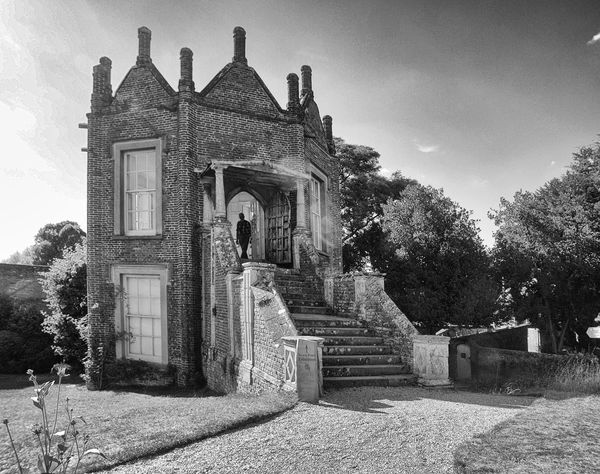 Melford Hall, Suffolk (NT) Architecture Beatrix Potter Black & White Photography Elizabethan Architecture Elizabethan House Heritage Historic House History Long Melford Melford Hall Monochrome Monochrome Photography National Trust 🇬🇧 Olympus Suffolk Travel Tudor Architecture