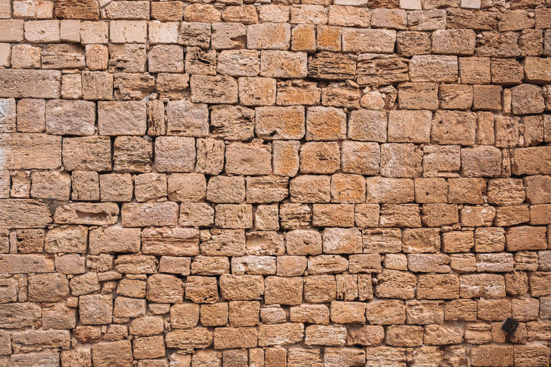 Full Frame Backgrounds Textured  Architecture Brown Pattern No People Wall Built Structure Close-up In A Row Solid Outdoors Nature Brick Ancient Day Industry Wall - Building Feature Construction Material Stone Wall Textured Effect Abstract Backgrounds
