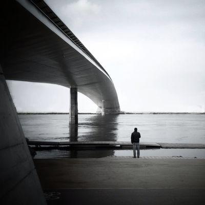 Blackandwhite Bridge Shootermag Joselines