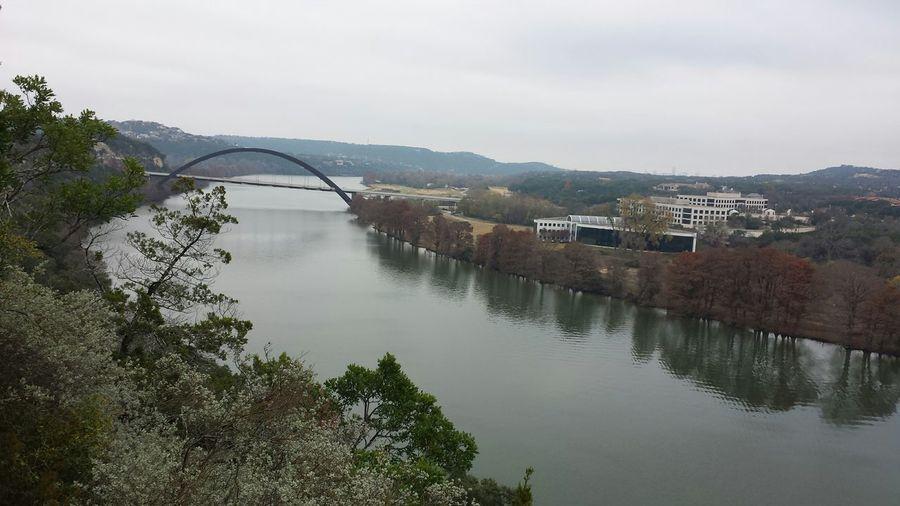 At 360 Bridge (Pennybacker Bridge)