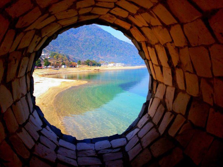 Sea View Sea Beach Water Reflections Water 大分 Oita Tanoura beach Oita,Japan