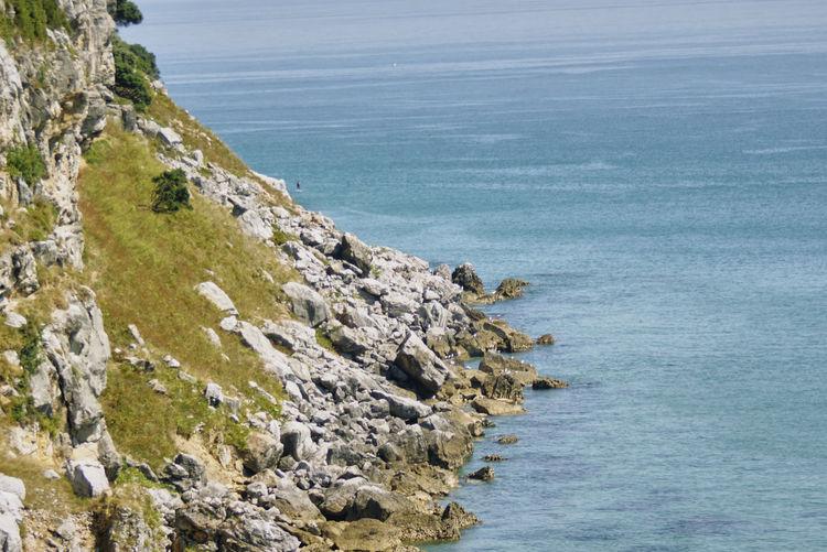 Coast view from santoña