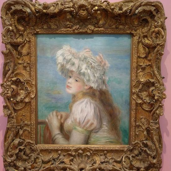 Pierre-Auguste Renoir POLA Muse Renoir