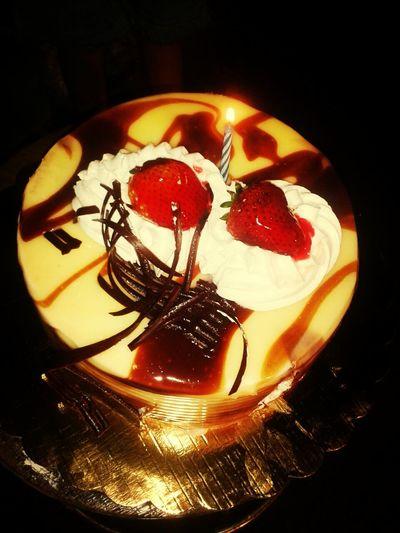 CumpleañosDanieles tortaaa deliciosa