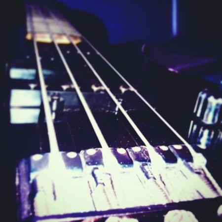 Bass Guitar chuckyarias
