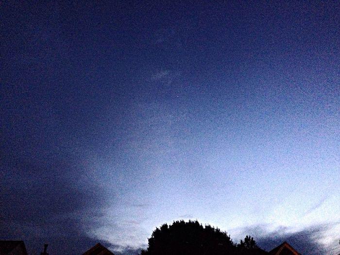 Grainy sky. Tiny star. Myepicsky Streamzoofamily Enjoying The Sunset Thisismysky