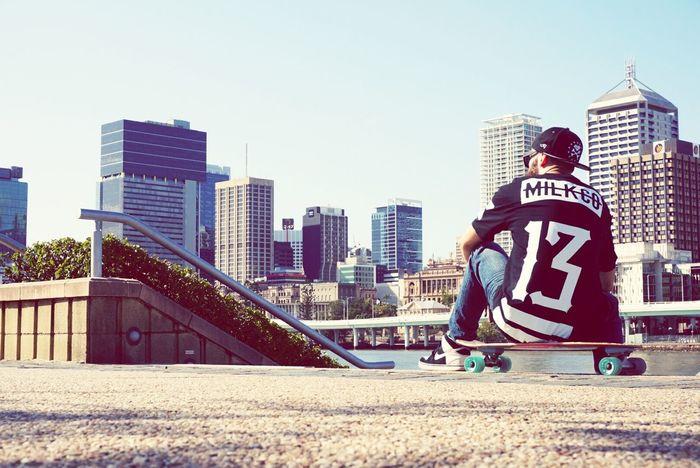 MilkCo Skate Streetwear