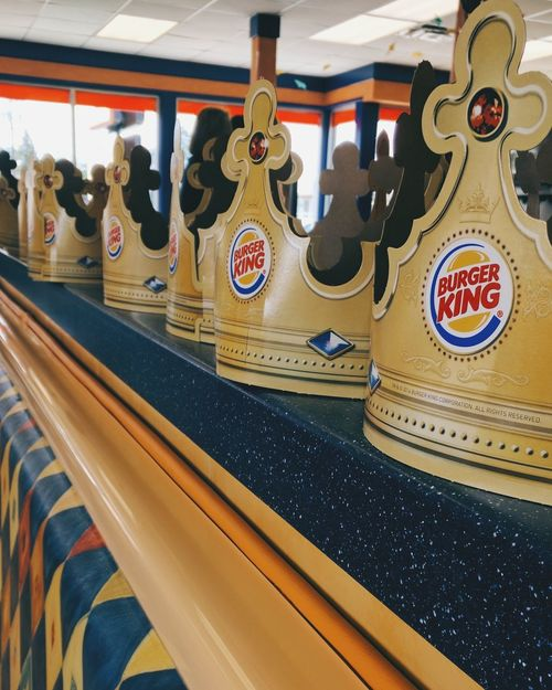 Sponsored by BK Burgers & Fries