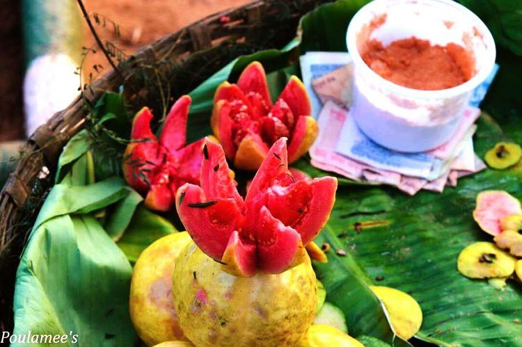 Guava  Fruits Timepass Clicks Macro_collection