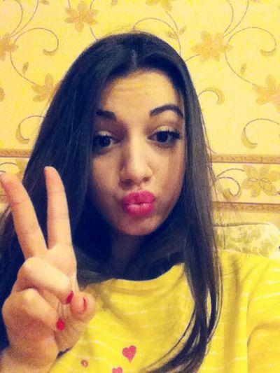 Goodnight girl First Eyeem Photo iPone 😚