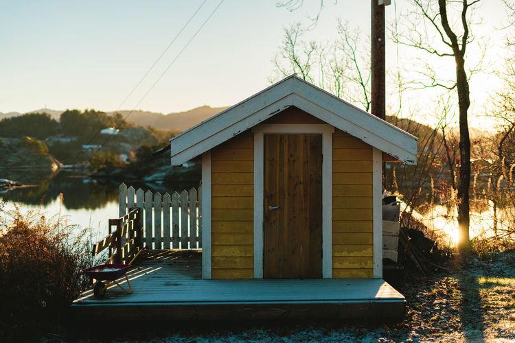 House Hut Cabin