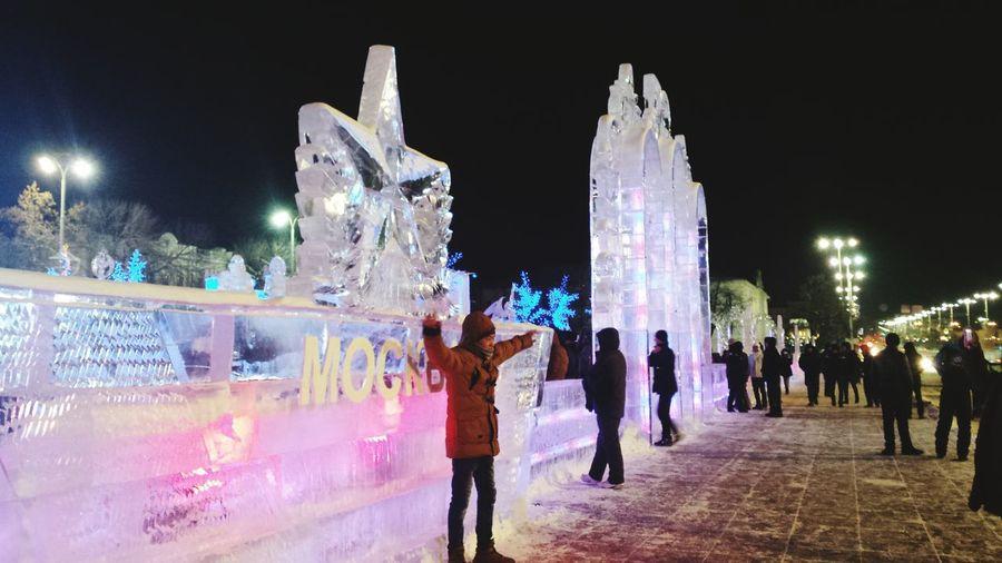 ณ สหภาพโซเวียต ... Happy New Year2015 Yekaterinburg . Hello World