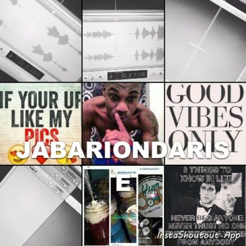Please follow @jabariondarise Instashoutoutapp Instashoutout ShoutOut ShoutOuts shout out shoutouter instagood s4s shoutoutforshoutout shoutout4shoutout so so4so photooftheday ilovemyfollowers love sobackteam soback follow f4f followforfollow followback followme shout_out to @jabariondarise he came by and showed my pics some love. Go follow him