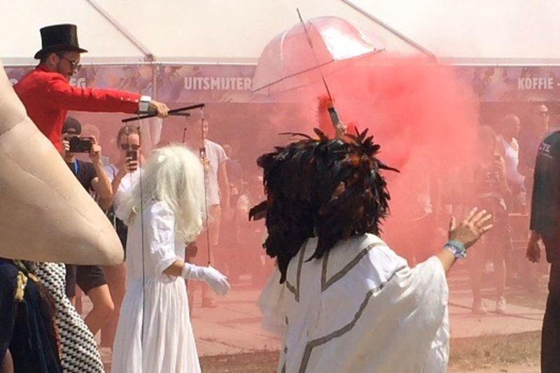 Downtherabbithole Opening Festival Party Celebration Joy Love Happiness Colorfull Life