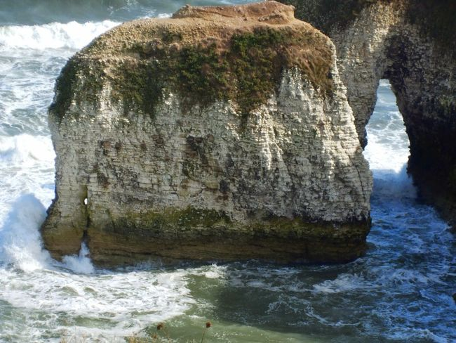 Coast Water Day Nature Sea Wave Motion Waterfront Rock Formation Power In Nature