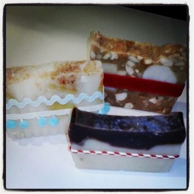 Happy Tree Soap! Getting ready for the holidays!