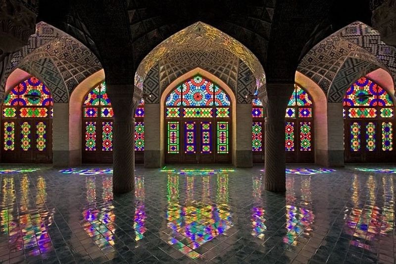 The Architect - 2015 EyeEm Awards Nasir al-mulk mosque