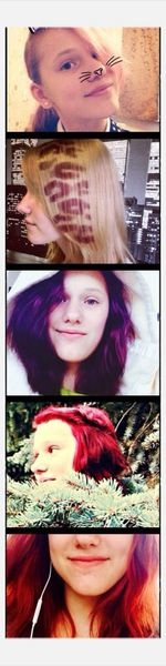 These are my changes for this summer! Informal Hair Color That's Me Enjoying Life This Summer