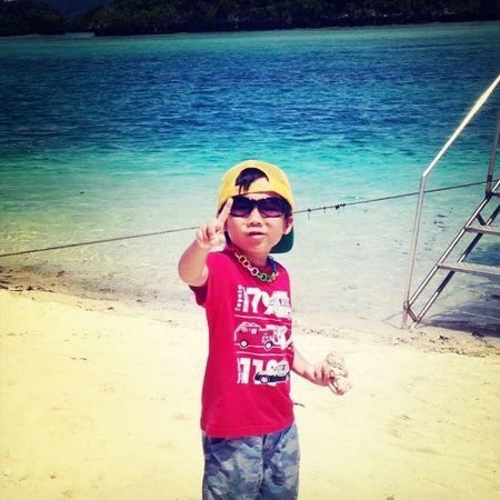 Bayside Okinawa Enjoying Life Cool Kids
