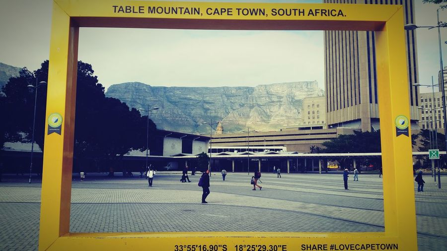 Lovecapetown Cape Town Table Mountain TookIn2015 last year summer First Eyeem Photo