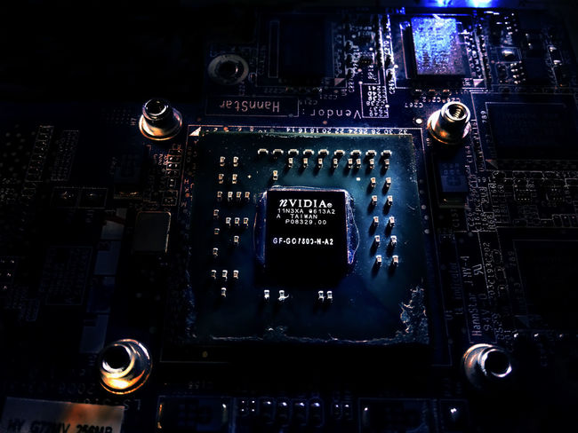 GPU Chip Computer Computer Chip Computer Component Computer Graphic Dark Discrete Electronic Electronics  Electronics Industry Gpu Graphics Graphics Card Illuminated Light No People Nvidia PC Photo Photography Scheme Siliconvalley Technology Technology I Can't Live Without
