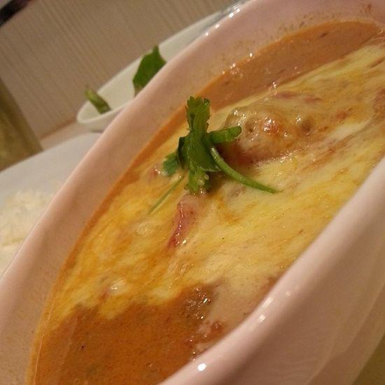 チーズカレー\(^o^)/ カレー部 Curry