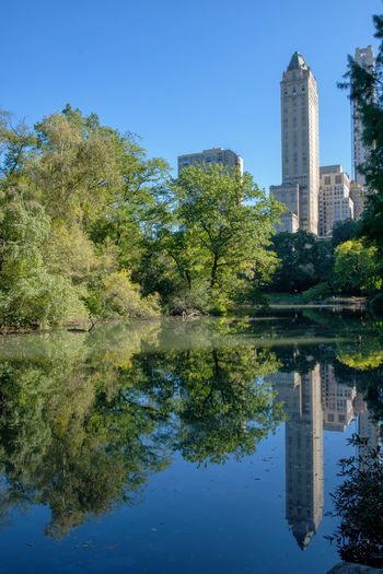 Central park at