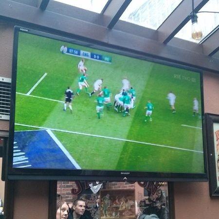 England vs. Ireland
