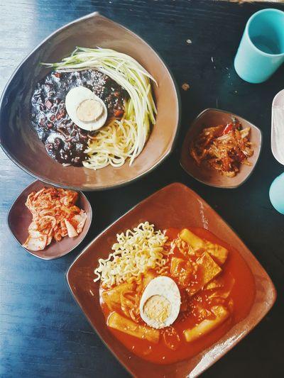 Korean lunch Korean Food Koreanfood Food Foodporn Foodie Photography Pic Picoftheday First Eyeem Photo