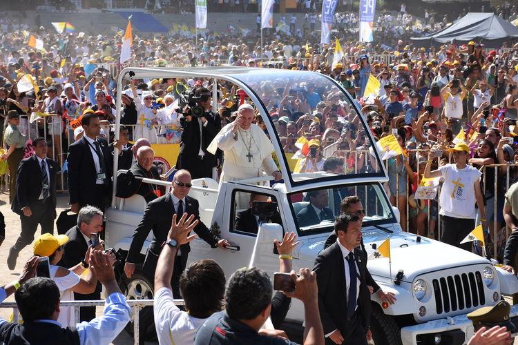 Chile Faith Franciscojpg PAPA FRANCESCO Pope Bergoglio Catholicism Pope Francis  Pope Movil