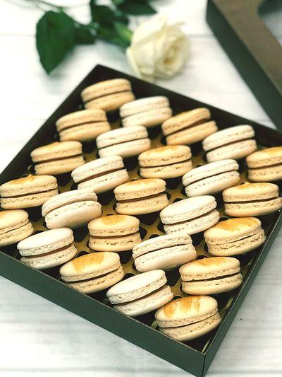 For macaron