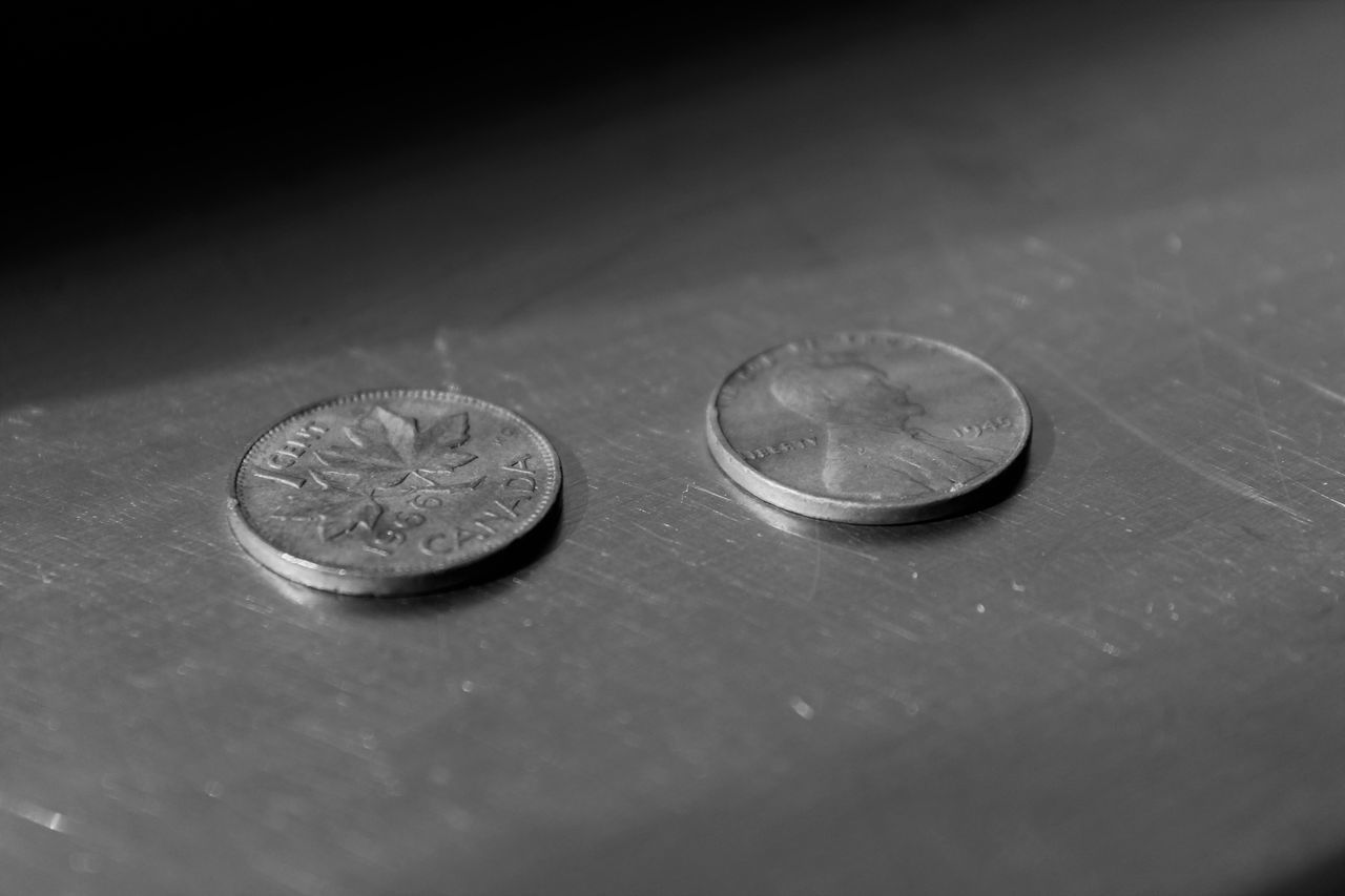 coin, finance, currency, wealth, money, still life, savings, no people, indoors, close-up, day