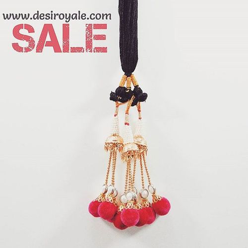 http://www.desiroyale.com Check out our Beautiful Parandi Hairbraid upto 60%off Sale Free Shipping  Desi Desiroyale Wedding Punjabi Picoftheday Photooftheday Indianbride Accessories Jewelry Buy Online  Shopping Lehenga Desiweddings Anarkali Bag Burningman Bag Bags silver red anthropologie zara
