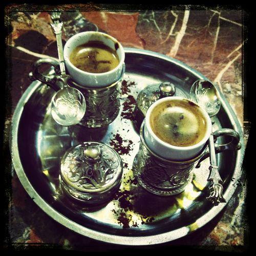 Turkishcoffee at Mednight or Silver  Lines