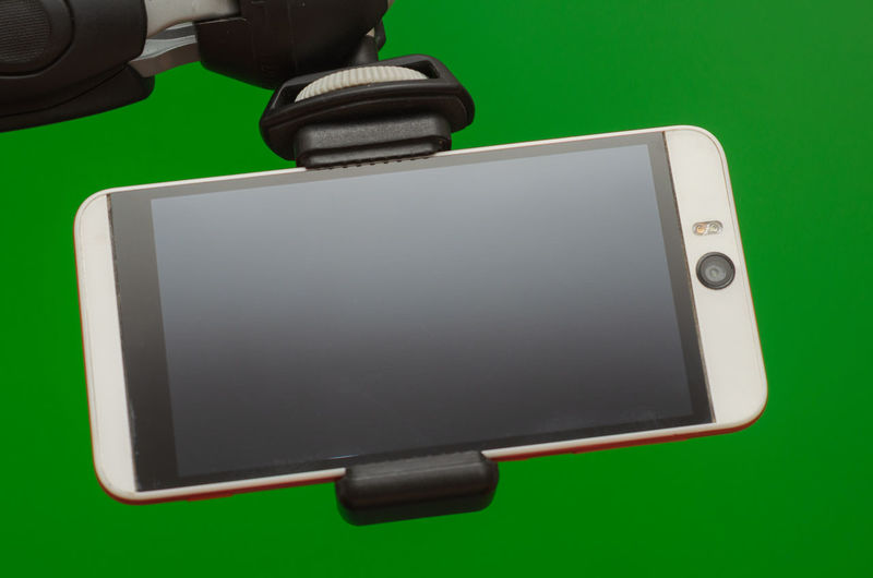 Close-up of mobile phone