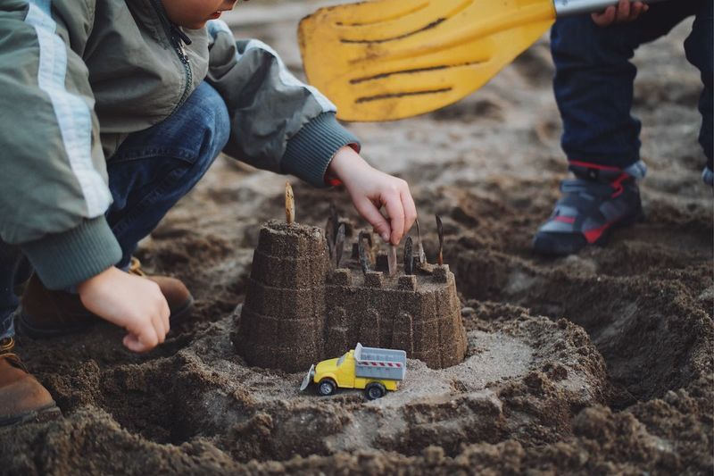 Sand Castle... Leisure Activity Childhood Boys Child Family Togetherness Outdoors Lifestyles Low Section Park Details Of My Life VSCO Made In Romania My Favorite Photo WeekOnEyeEm Sand Sandcastles Sand Castle Fun Kids Being Kids Kid Education Learning Toy Toys The Street Photographer - 2017 EyeEm Awards Place Of Heart Out Of The Box