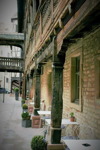 Hotel Cour Du Corbeau Strasbourg France Architecture Old Building  16 Century Incredible Beautiful Place Tadaa Community Photography Canonphotography City Vacation Enjoying The View Enjoying Life Enjoying The Vacation