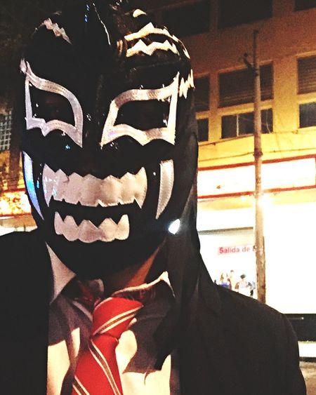 Mascara Luchalibre CMLL Cdmx Mephisto Arenamexico