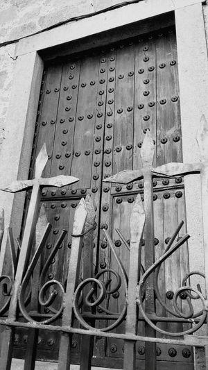 Door Building Exterior Built Structure Architecture Low Angle View