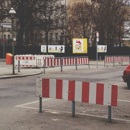 Red Cars Are Quite Rare, I Realize Urban Architecture in ! My Fuckin Berlin ! <3