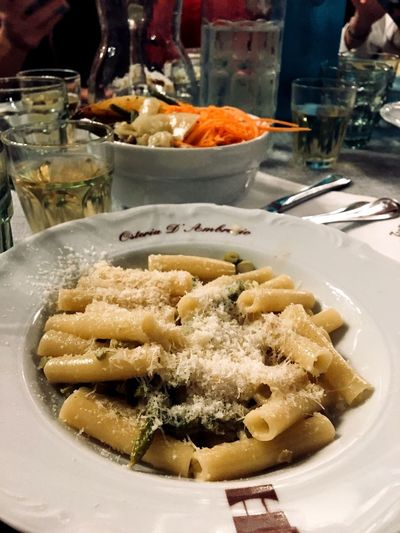 Pasta is life