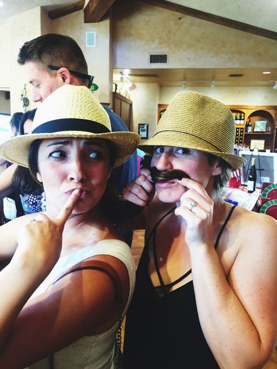 We mustache you a question... This wine any good?
