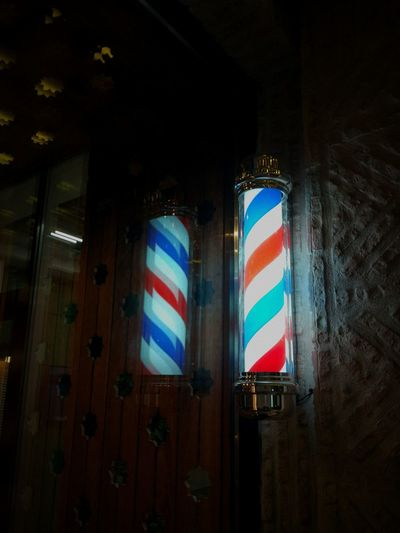 Barbershop Barber Pole