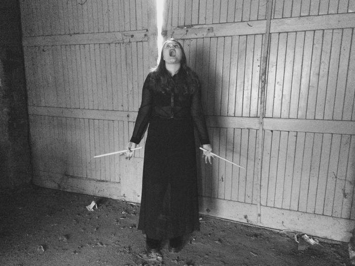 Psycho DrummerGirl Drumsticks