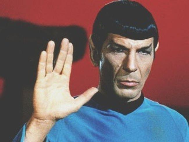 Spock Mrspock Leonard Nimoy Rip Startrek Oldies