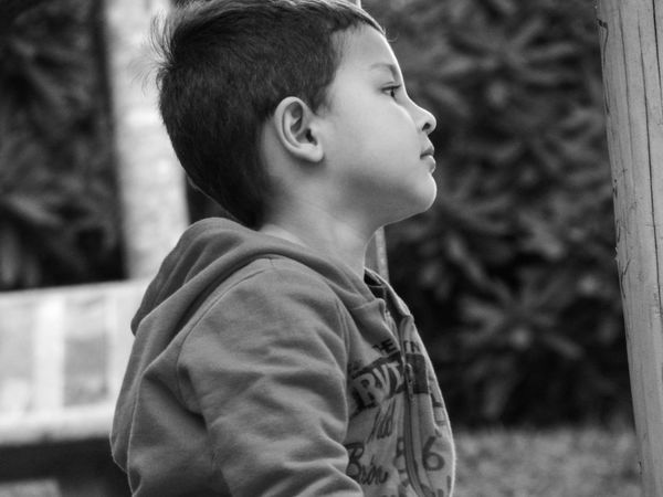 Child Children Only Childhood One Person People Outdoors Boys Day Lifestyles Portrait Smiling Nature The Week On EyeEm