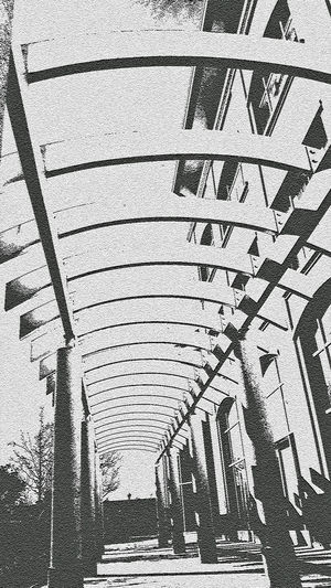 Pattern Pieces Arches and Windows 4 B&W Notepaper Blackandwhite Photography Black And White Abstract Architecture Black And White Collection